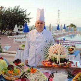 Chef  Νίκος Καστανάκης