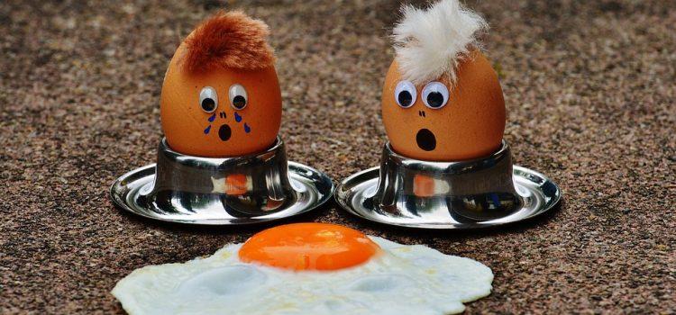 """Τα αυγά: ο """"άσπονδος"""" φίλος"""