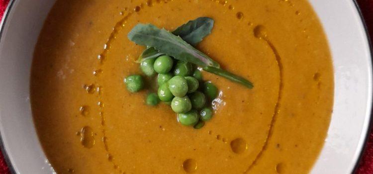 Σούπα αρακάς