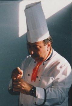 Chef Γιώργος Αναστασάκης