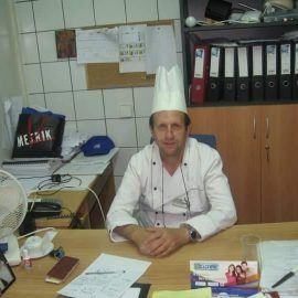 Chef Νίκος Κασαπάκης