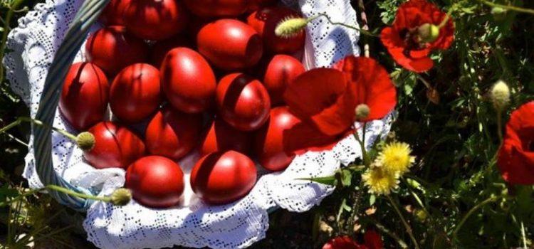 Γιατί οι Έλληνες βάφουν τα αυγά κόκκινα;
