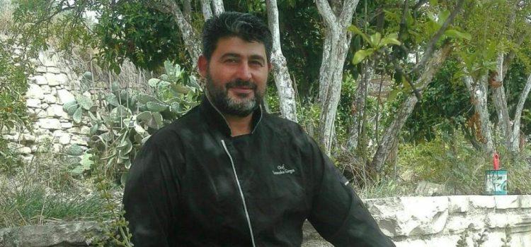 Chef Γιώργος Λαζανάκης