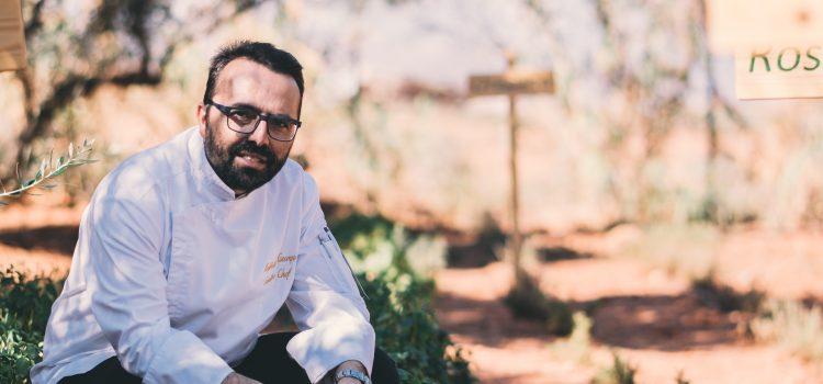 Chef Γιώργος Κεντριστάκης