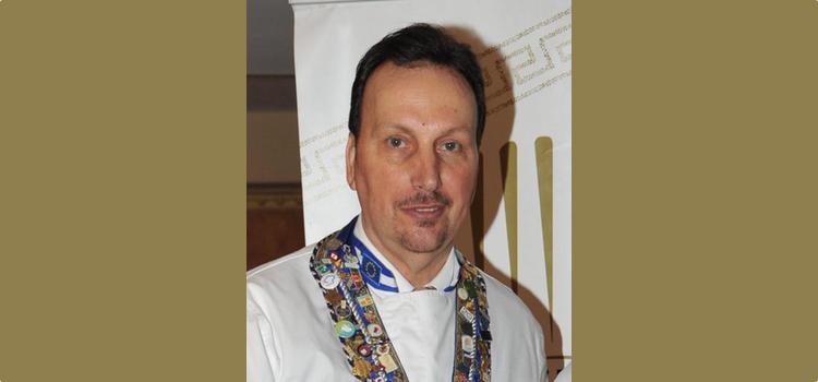 Pastry Chef Τάσος Πρωτοψάλτης