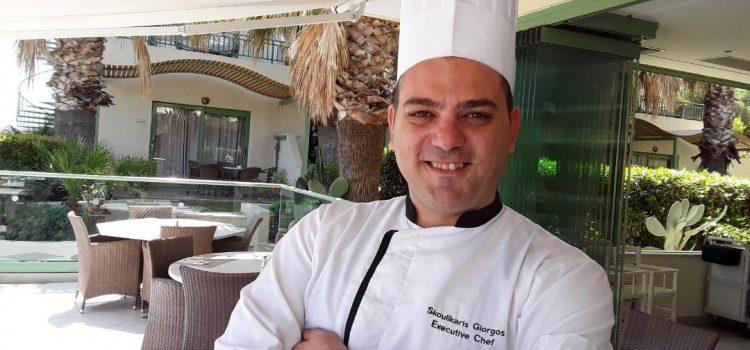 Chef Γιώργος Σκουλικάρης