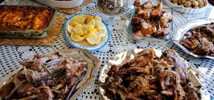 Η Κρητική διατροφή και η ευλογημένη Κυριακή