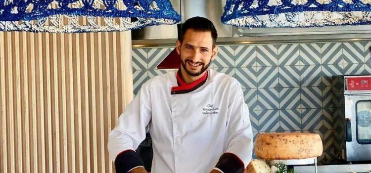 Chef Μπαλατσούκας Κώστας